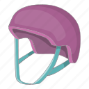 helmet, protection, protective, safety icon