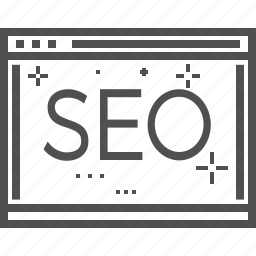 search engine optimization, seo, site icon