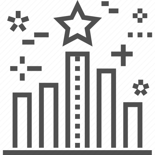 business, colom, diagram, graph, keyword, ranking icon, seo icon