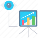 goal, marketing, planning, presentation, seo marketing, strategic vision, strategy icon