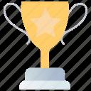 achievement, award, best, quality, seo, trophy icon