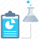 analytics, data, market search, report, seo marketing, statistics icon