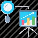 statistics, seo, bar chart, analysis, dashboard, presentation