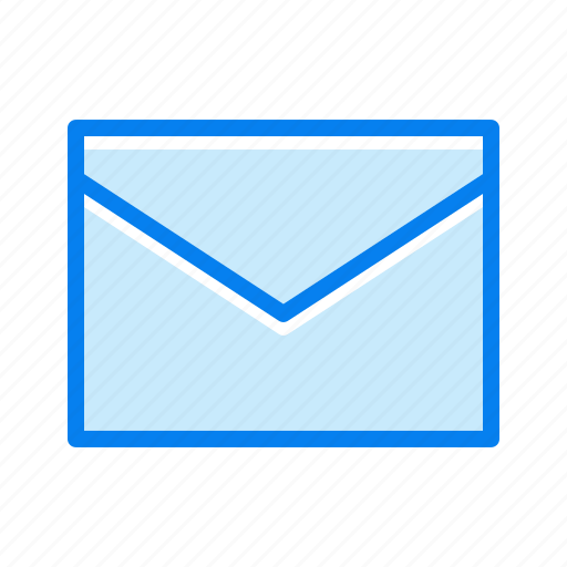 envelope, inbox, mail, message, send icon