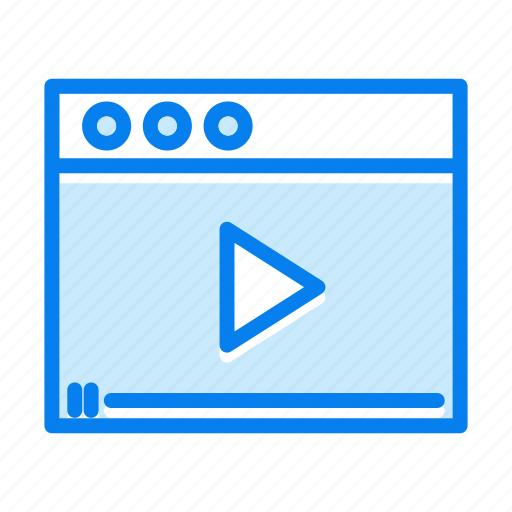 film, media, movie, video icon