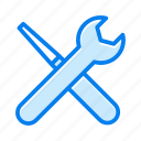 fix, options, preferences, repair, setting, tools icon