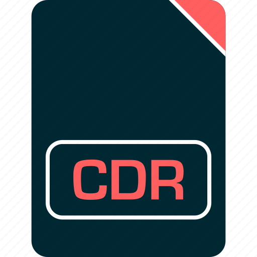 cdr, doc, document, file icon