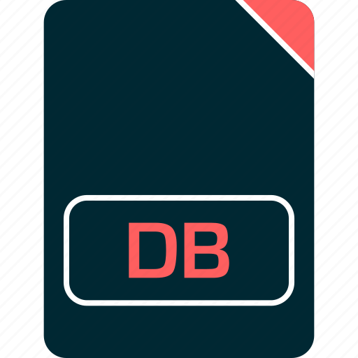 db, doc, document, file icon