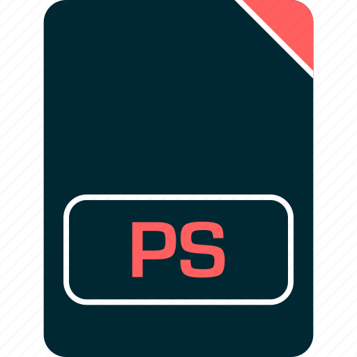 doc, document, file, ps icon
