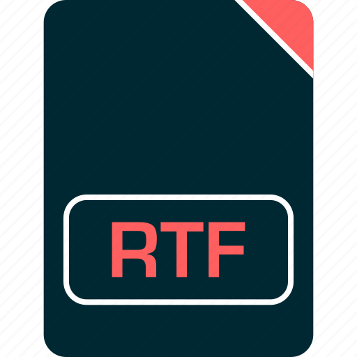 doc, document, file, rtf icon