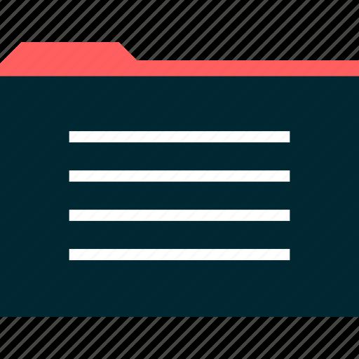 archive, file, files, folder icon