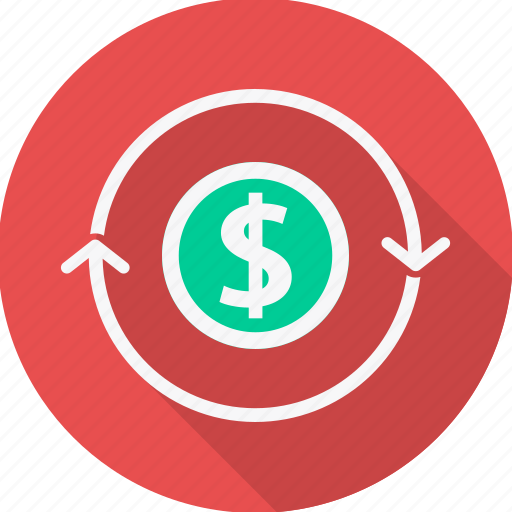 bank, banking, business, dollar, investment, money icon