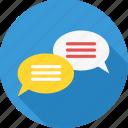 comment, bubble, chat, comments, conversation, sms, text