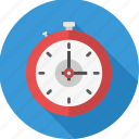 alarm, alert, clock, stopwatch, time, timepiece, timer icon