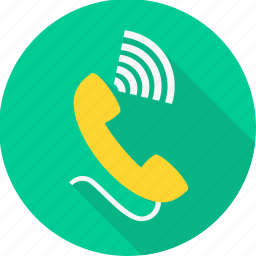 call, contact, customer, phone, ringing, support, telephone icon