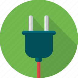 connection, electric, plug, power, socket, usb icon