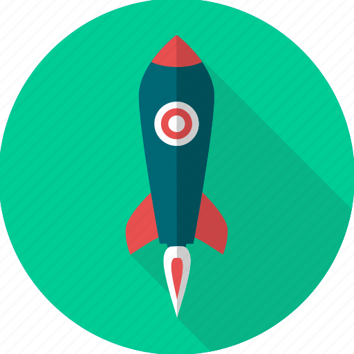business, launch, missile, opening, project, start, startup icon