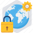 global, lock, password, settings, security, configuration, setting