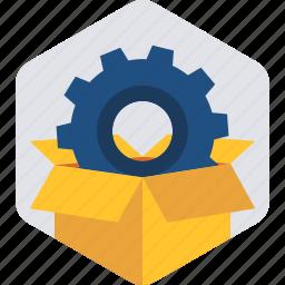 box, configuration, options, preferences, setting, settings, tools icon