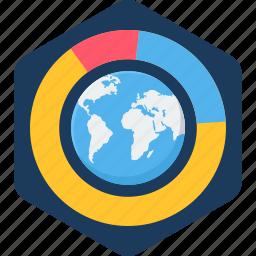 earth, global, globe, internet, network, planet, world icon
