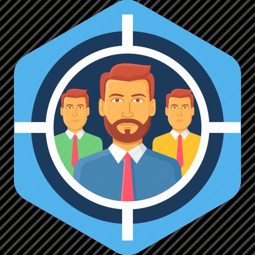 account, avatar, customer, person, profile, target, user icon
