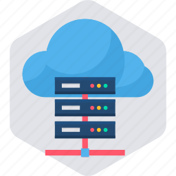 computer, connection, host, hosting, network, server, technology icon