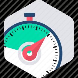analysis, dashboard, meter, performance, speed, speedometer icon