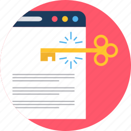 design, internet, key, page, web, webpage, website icon