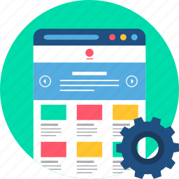 document, documents, internet, page, seo, settings, web icon