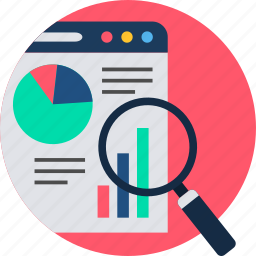 document, find, internet, page, seo, web, zoom icon