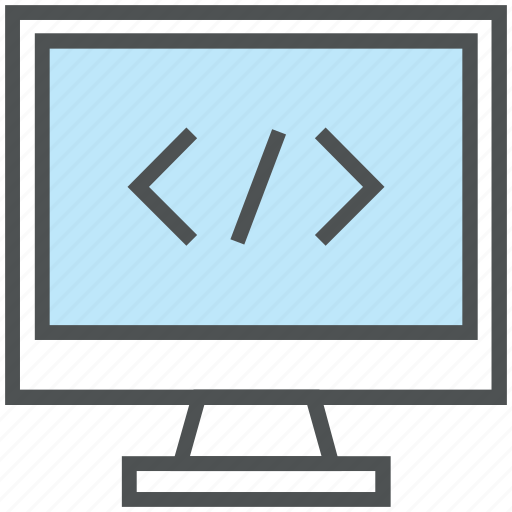 div, div coding, html, html coding, html language, source code, xhtml icon