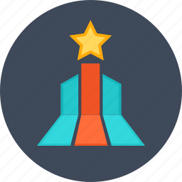 award, seo, strategy, success, victory, win, winner icon