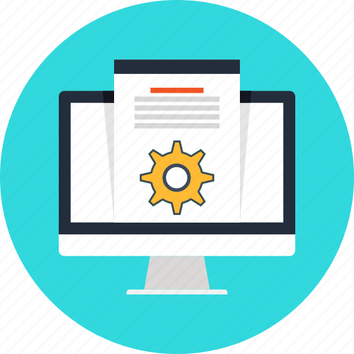 business, content, management, optimization, seo, web, website icon