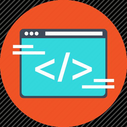 api, code, coding, custom, programming, seo, website icon