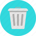can, decisions, rubish, seo, trash, wrong icon