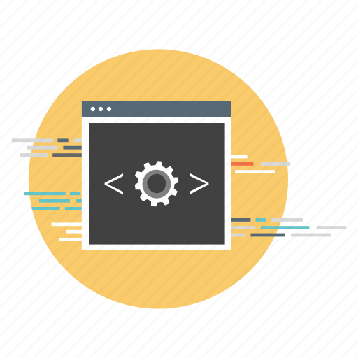 clean, code, coding, development, programming icon