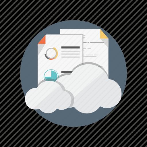 cloud, data, database, server, storage icon