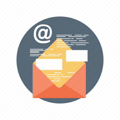 business, communication, email, marketing icon
