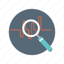 analytics, diagram, monitoring, statistics icon