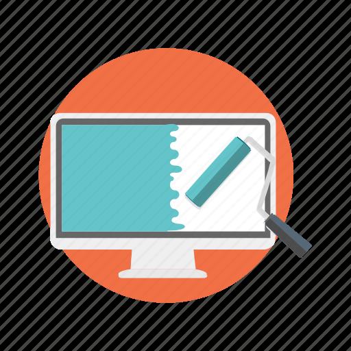 design, graphic, marketing, seo, web icon