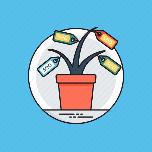 keywords, meta tags, metadata, seo optimizing, seo tags icon