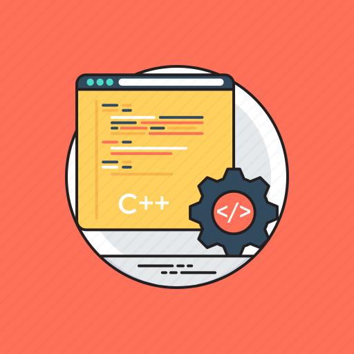 development architecture, html, programming interface, source code, web development icon