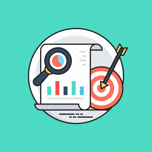 keywords in seo, on-page seo, seo strategy, seo targeting, target keywords icon