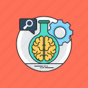 creative thinking, creativeness, creativity and inspiration, design process, motivation icon