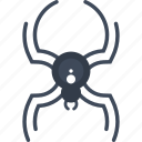 antivirus, bug, insect, protection, security, spider, virus icon