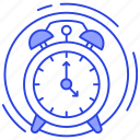 campaign timing, chronograph, chronometre, clock, stopwatch icon