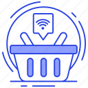 ecommerce, internet shopping, online shop, online shopping, online store icon