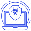 antivirus, antivirus software, virus cleaner, virus protection, virus scan icon