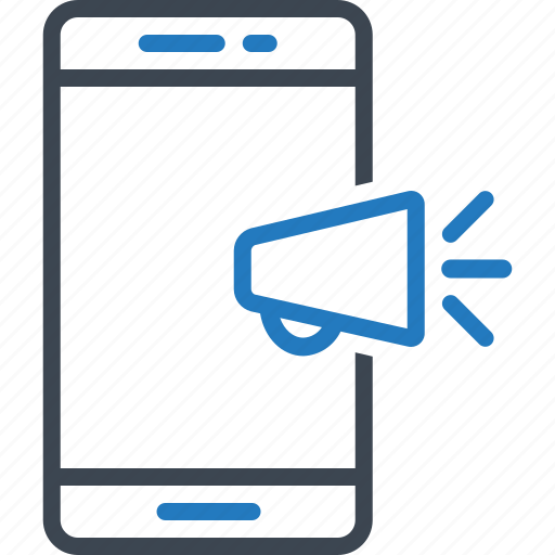 ad, advertising, marketing, mobile icon