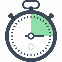 clock, optimization, performance, speed, stopwatch, timer, web icon